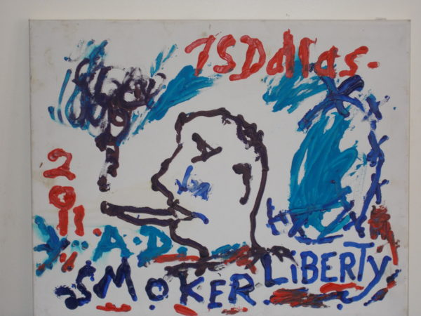 Smoker Liberty by Stewart Dallas