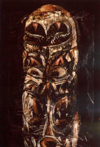 African Form by Errol Mitchell
