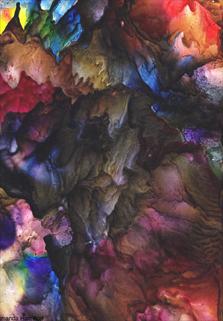 encaustic_art3 by Amanda Hamilton
