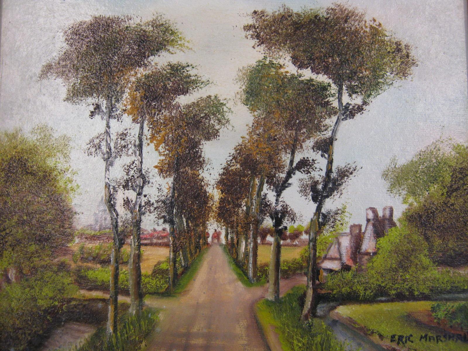 14899 || 3156 || Avenue of Trees