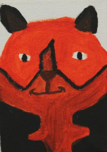 Fox by harun ahmed