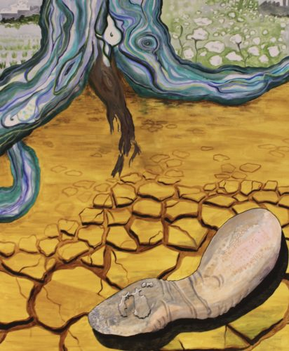 Death of the Aral Sea by Jane Baxter