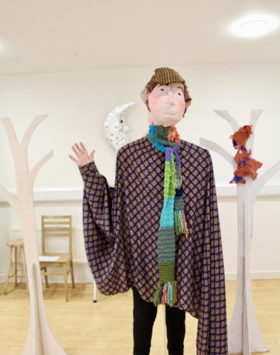 The Farmer by Garvald Puppetry