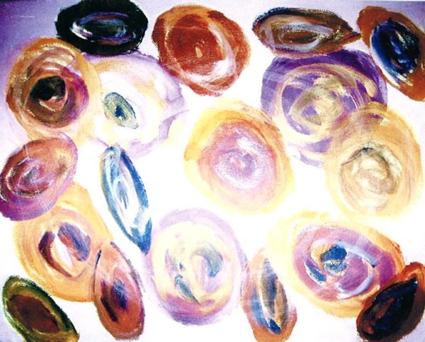 Round and Circles by Gwen Bishop