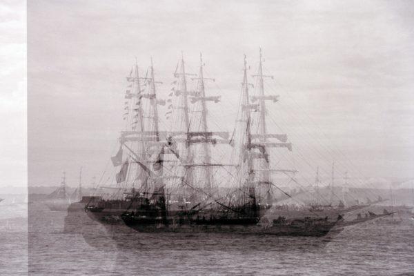 Ghost Ship by Lynne E Blackwood