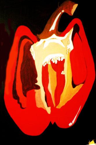 Big Red by Jacquie Langham
