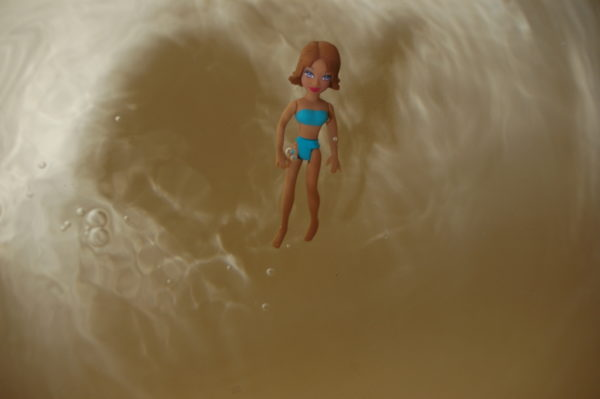 Toy stories – drowning by CR Oakes