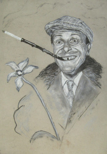 Terry Thomas by Anthony Hill