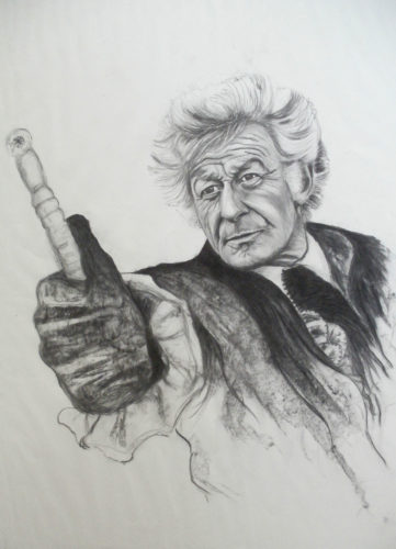 Doctor 3 by Anthony Hill