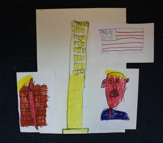 Trump by Charlie Jones
