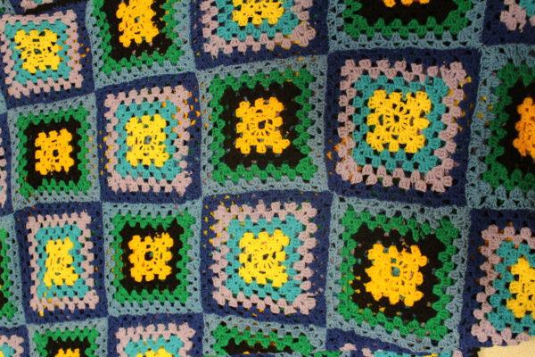 Multicoloured swapshop by Susan Mills