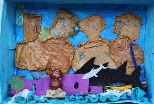 Sea World by Emma Leslie
