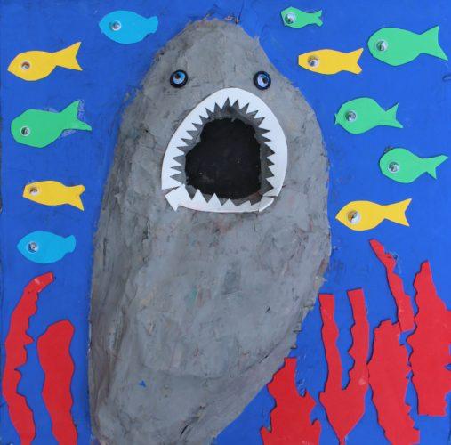 Shark by Emma Leslie