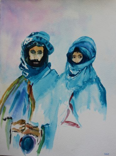 Bedouin by David Stokes