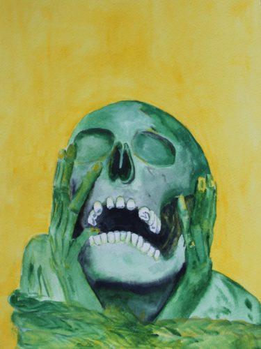Skull by David Stokes