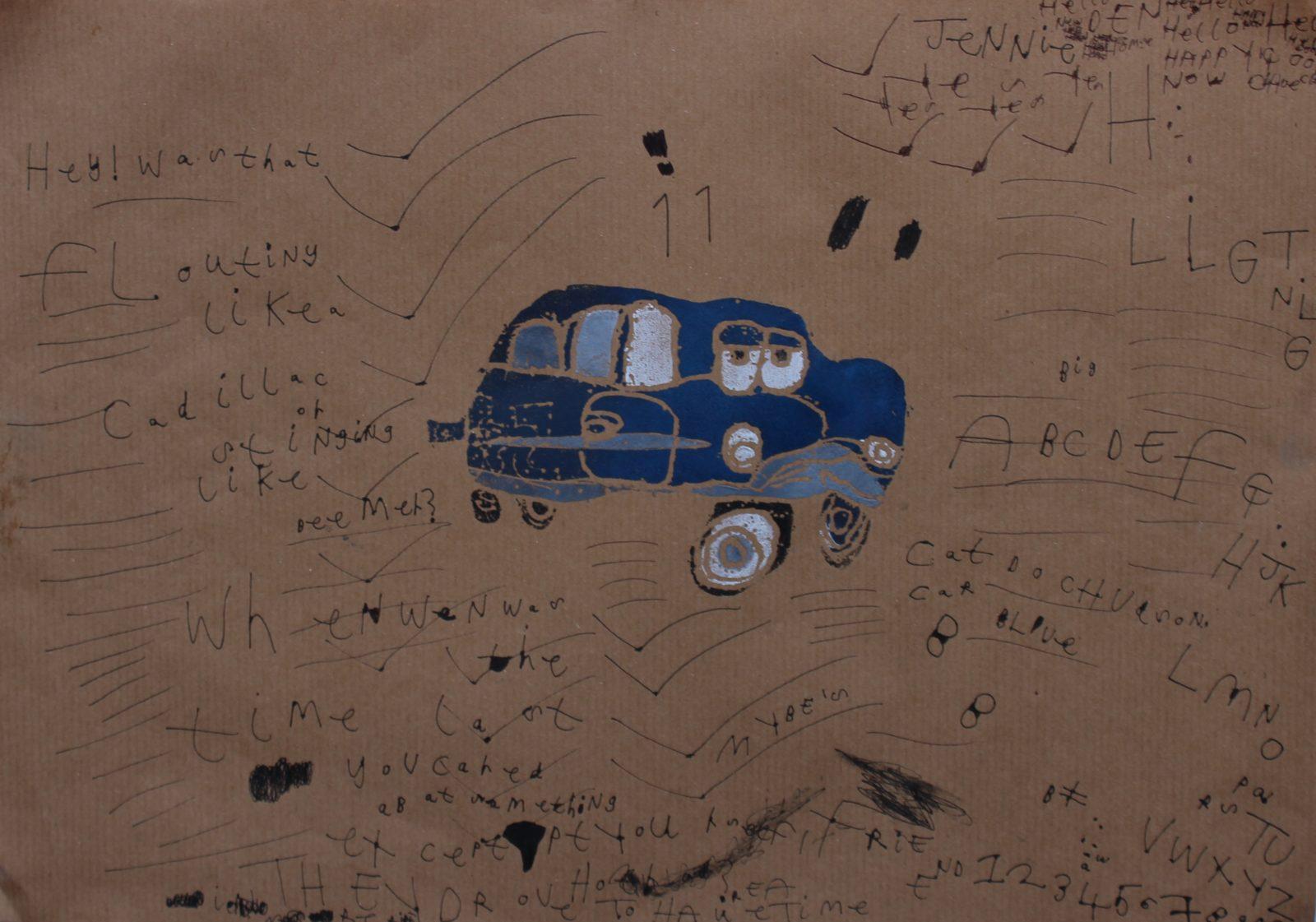 35632 || 5470 || Blue Car