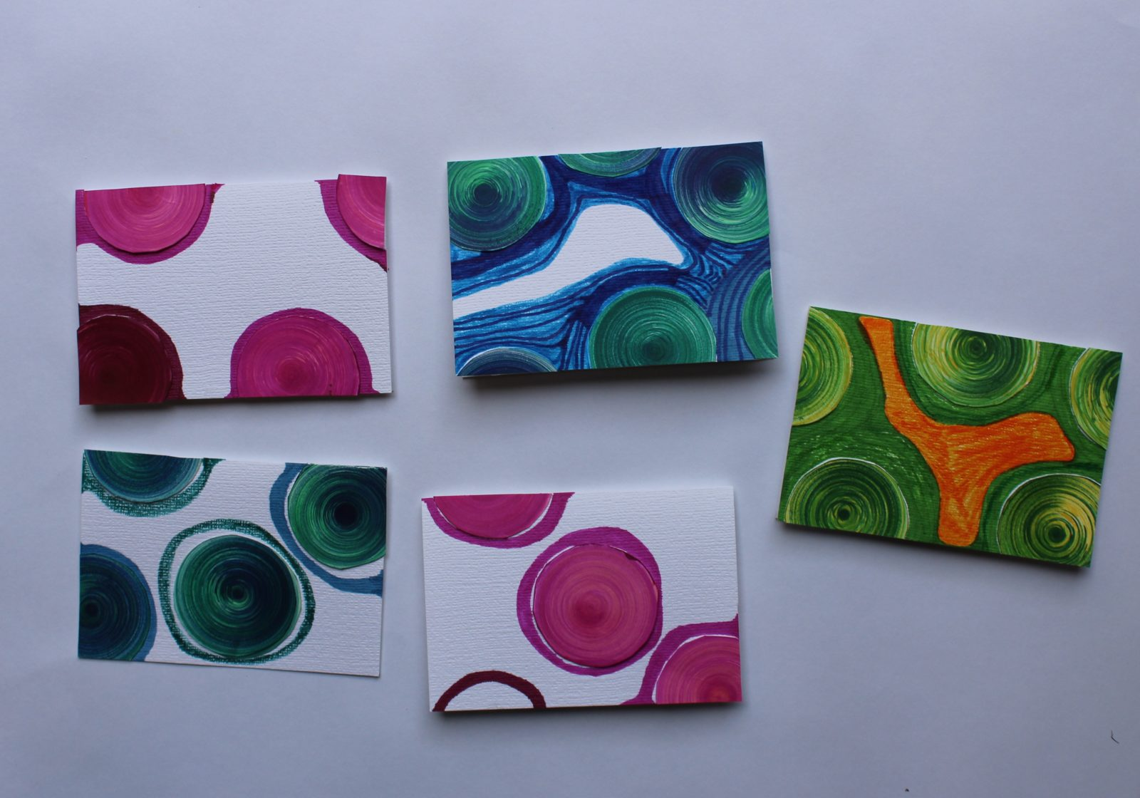 35649 || 5470 || Selection of greeting cards