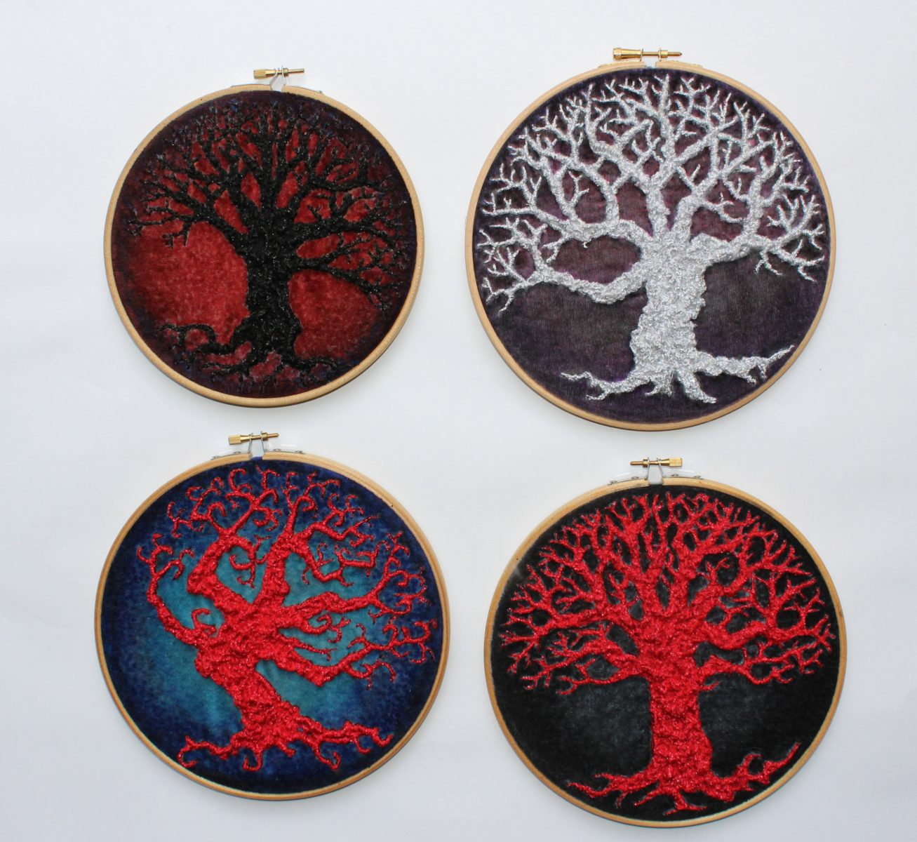 35664 || 5475 || Embroided Tree