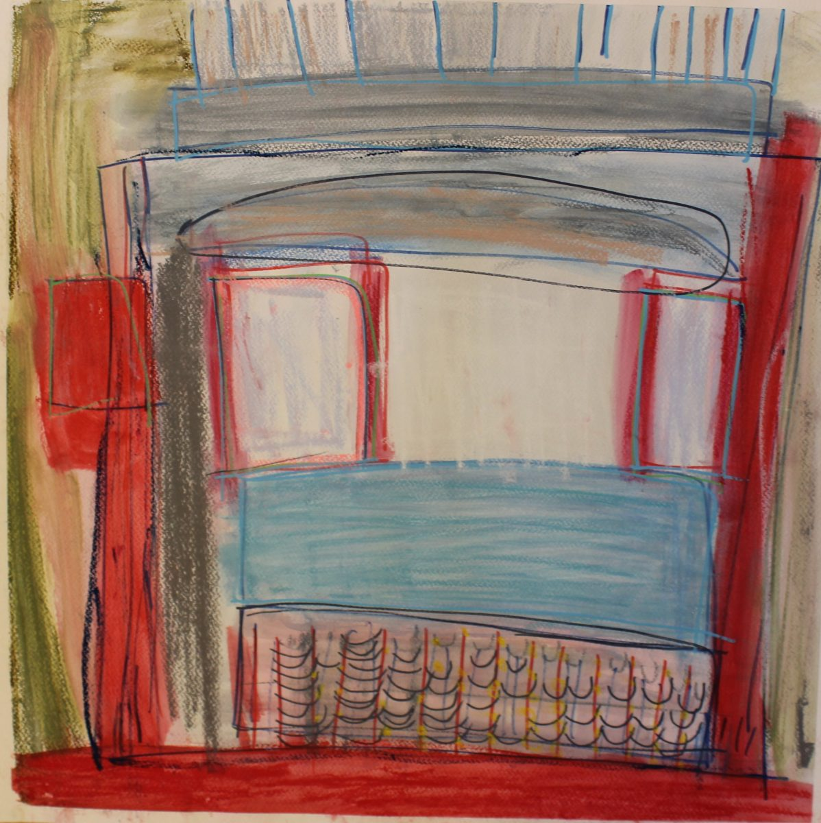 36450 || 5539 || Churchill Theatre Edinburgh Interior