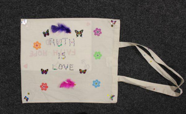 Tote bag by Kathy