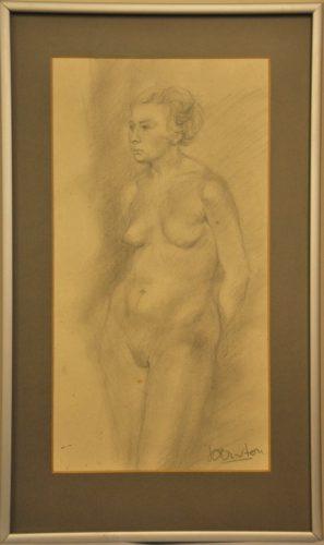 Nude by John Burton