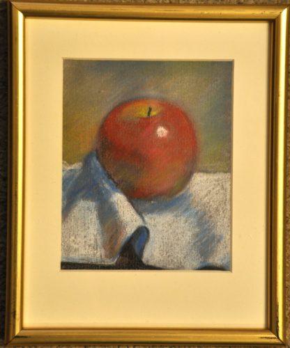 Apple Still Life by John Burton