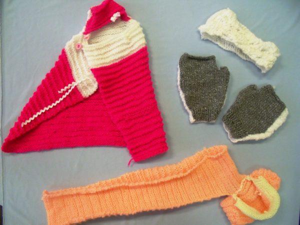 Big Knit by Malika Attouka