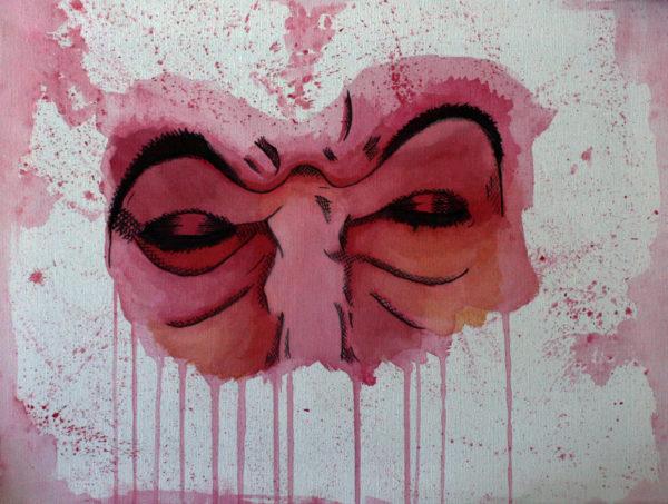Mask by Joe Mcgwynn