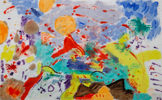 Abstract 4 by Matthew