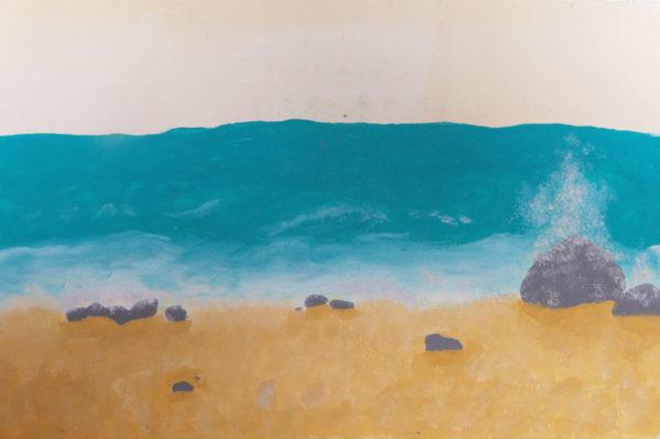 Coastal Scene by Colette Evans