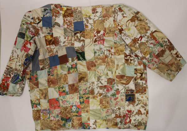 Patchwork Jacket by Susan Mills