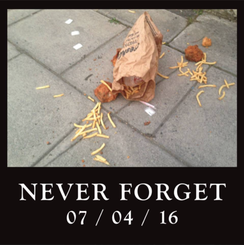 Never Forget by Dan Cooper