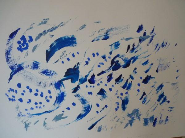 nine by Margaret Anderson
