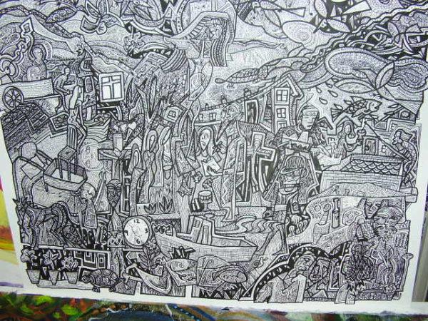 Crucifixion by Paul kopal