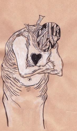 Pain by Joe Mcgwynn