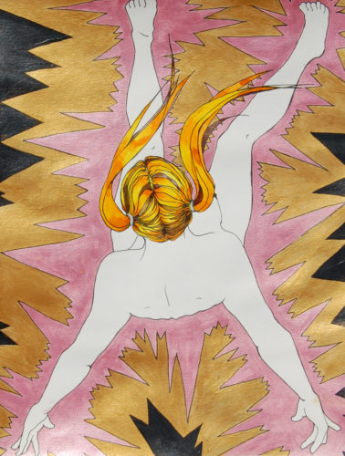 Psychic Shock '2' by Pauline St Marie