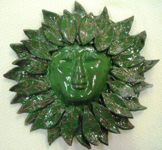 The Green Man by Pamela Hutchins