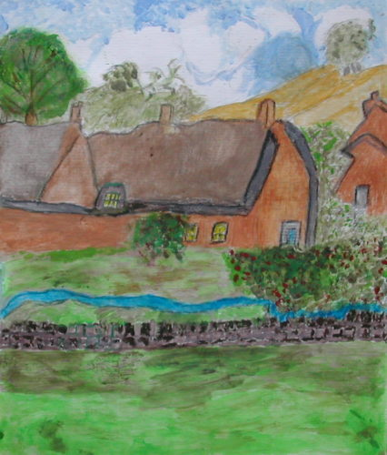 A House in the Country by Phyllis