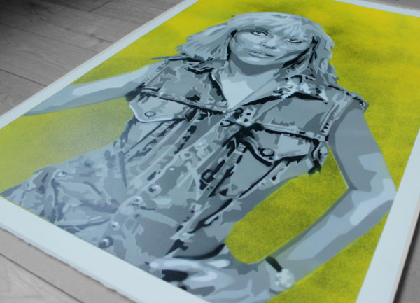 Debbie Harry by LXE
