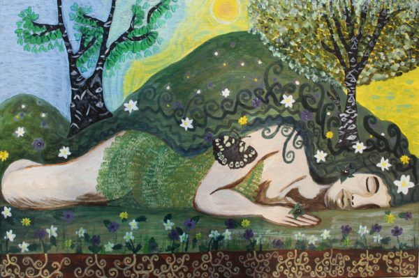 Mother Earth by Ruth Hedgecock