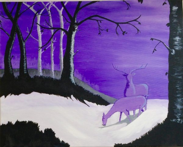 Spirit of the Stag by Sally