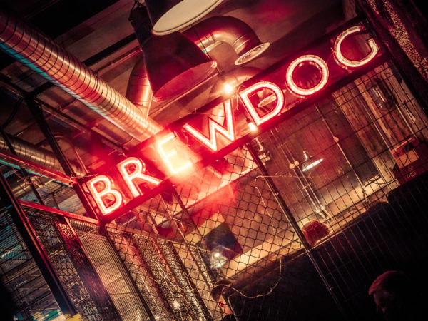 we are all brewdogs. by Night Time Reflections