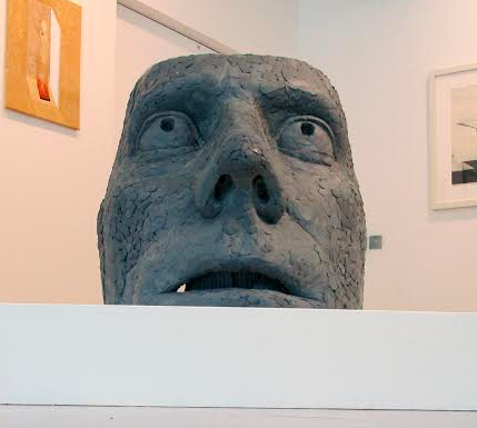 Plastacine Head by Jonathan Lill