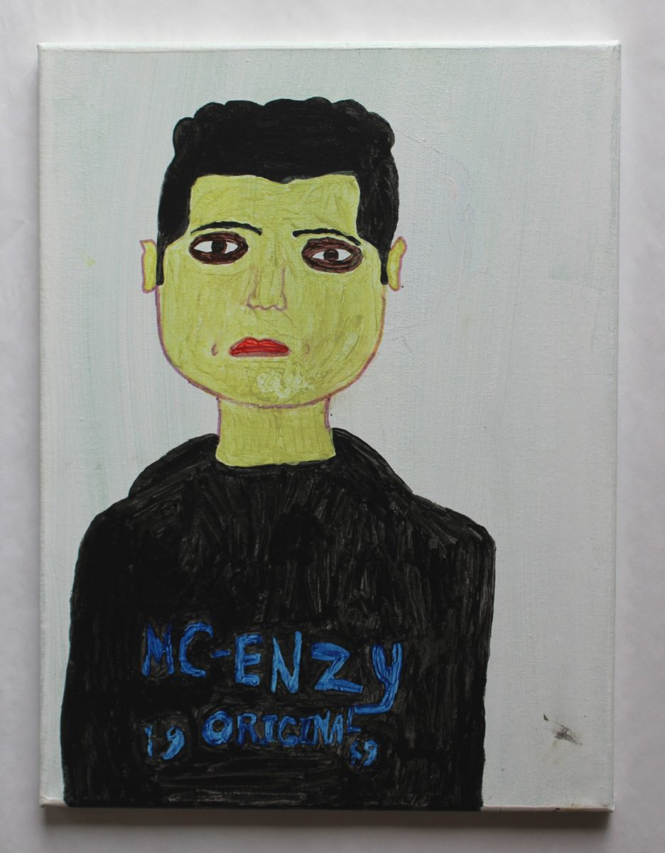 34320    5309    Self Portrait