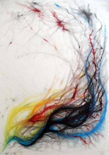 Shredded Nerves by Anthony Hill