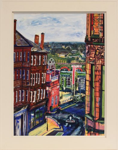 King Street by sian mather