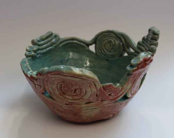 Coil Pot Bowl by sian mather