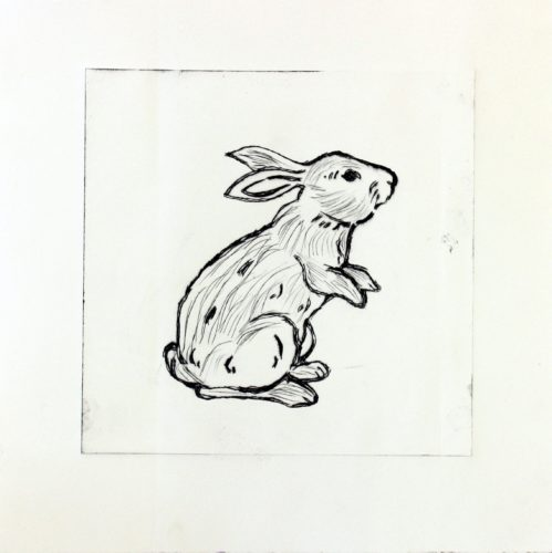 Benny the Bouncing Bunny by Terrence Leggat