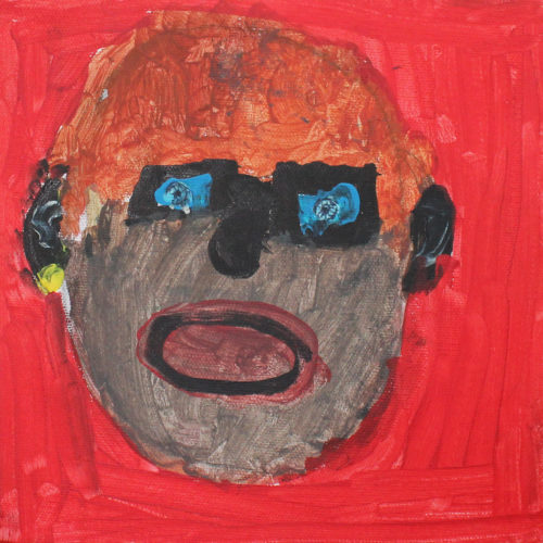 The Face by Jordan Johns