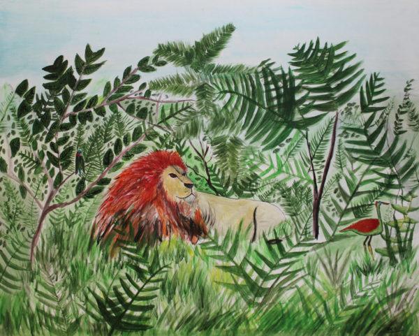The Lion King by Ben David